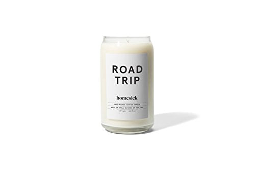 Homesick Scented Candle, Road Trip
