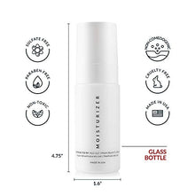 Load image into Gallery viewer, Face Moisturizer with SPF 30 - Anti Aging Collagen & Peptide Cream - Reduces Wrinkles & Plumps Skin - Lightweight Hydration with Hyaluronic Acid - Paraben Free & Non-Comedogenic, 1.4 oz