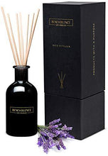 Load image into Gallery viewer, Benevolence LA Reed Diffusers for Home | Lavender & Eucalyptus Fragrance Diffuser | Aromatherapy Scented Oil Reed Diffuser Set | Sticks Diffuser