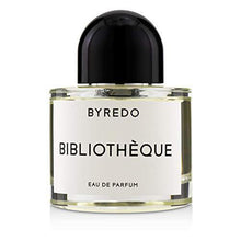 Load image into Gallery viewer, BYREDO - Bibliotheque Eau de Parfum - 50 ml