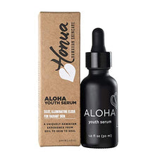 Load image into Gallery viewer, Honua Skincare, Aloha Youth Serum, 1 Oz