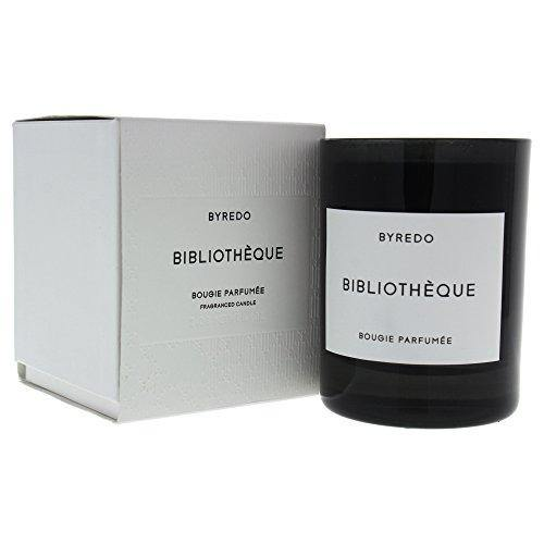 Byredo Scented Candle, Bibliotheque, 8.4 Ounce