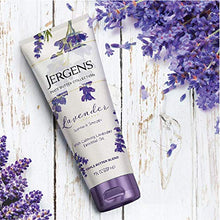 Load image into Gallery viewer, Jergens Lavender Body Butter Body and Hand Lotion, 7 Ounce, Moisturizer for Women, with Essential Oils for Indulgent Moisturization