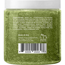 Load image into Gallery viewer, Matcha Green Tea Body Scrub for All Natural Skin Care - Exfoliating Multi Purpose Body and Facial Scrub Moisturizes and Nourishes Face and Skin - 10 oz - Great Gift for Her