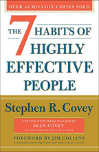 Load image into Gallery viewer, The 7 Habits of Highly Effective People (30th Anniversary Edition)
