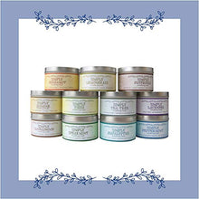 Load image into Gallery viewer, Our Own Candle Company Soy Wax Aromatherapy Candle, Simply Peppermint, 6.5 Ounce