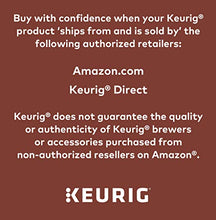 Load image into Gallery viewer, Keurig K-Elite Coffee Maker, Single Serve K-Cup Pod Coffee Brewer, With Iced Coffee Capability, Brushed Silver