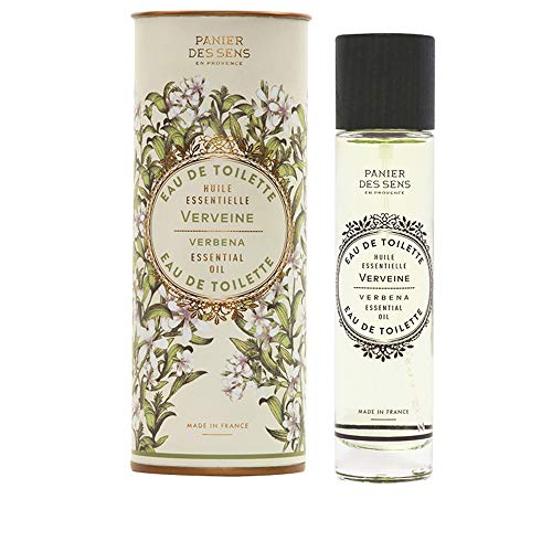 Panier des Sens Verbena Eau de Toilette - Made in France - 1.7floz/50ml