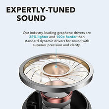 Load image into Gallery viewer, Anker Soundcore Life P2 True Wireless Earbuds with 4 Microphones, CVC 8.0 Noise Reduction, Graphene Driver, Clear Sound, USB C, 40H Playtime, IPX7 Waterproof, Wireless Earphones for Work, Home Office
