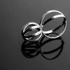 Q Series Handcrafted Japanese Jewelry Minimalist Ring Sterling Silver Mirror hk+np Studio