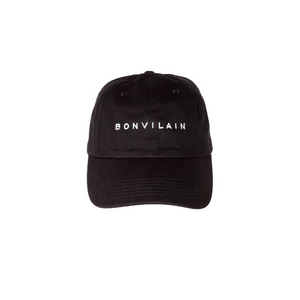 Black Signature Cap
