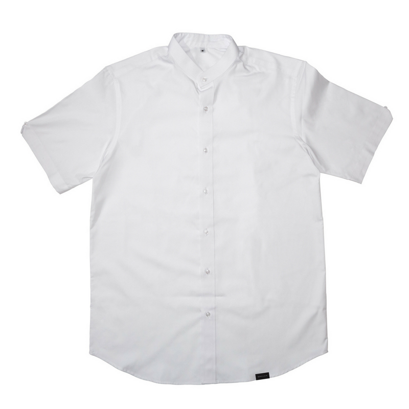 Bonvilain White Short Sleeved Shirt