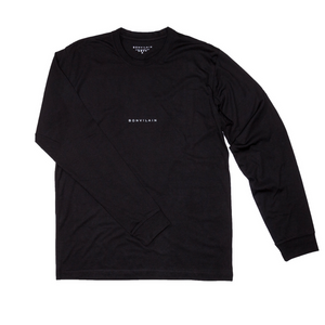Bonvilain Black Long Sleeve