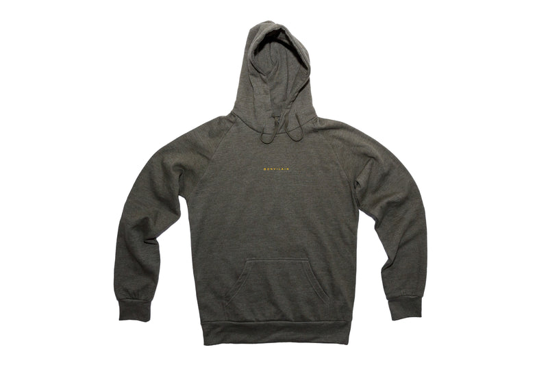 Bonvilain Legacy Yellow-on-Green Hoodie
