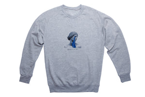 "Bonvilain x Amelia ""I Sea You"" Crewneck"