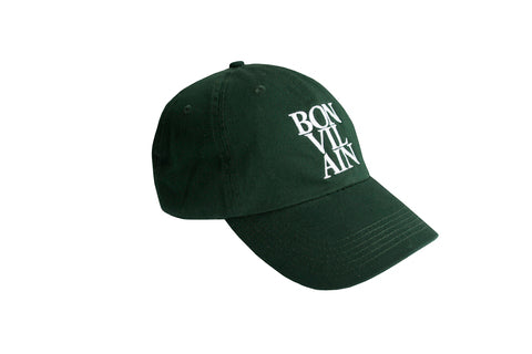 Deconstructed Legacy Cap - Green