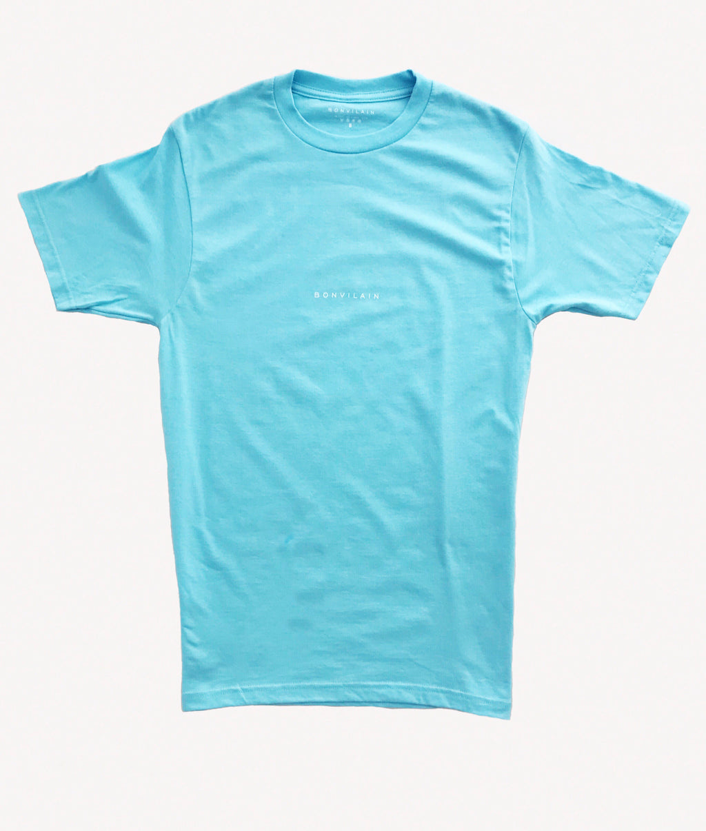 Light Blue Essential Tee