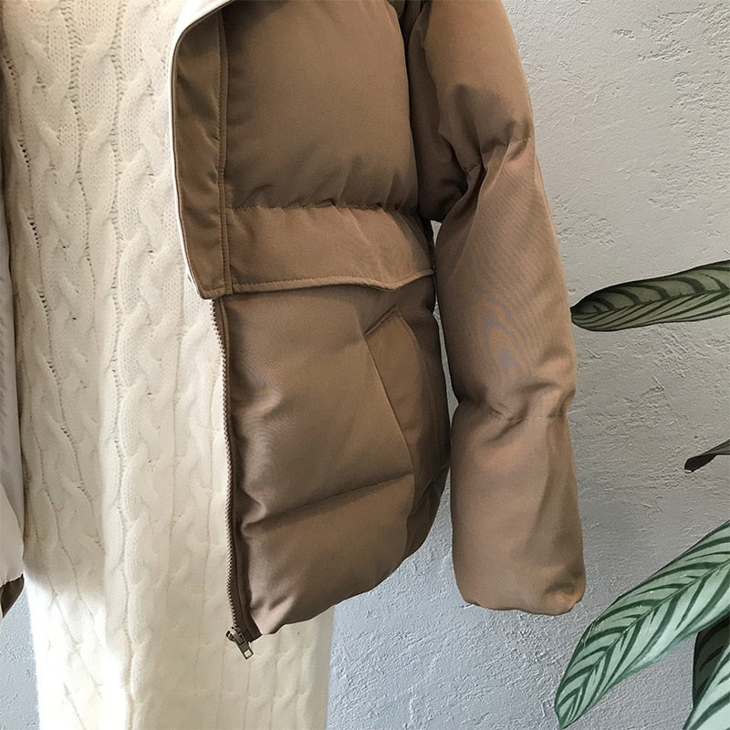 Skylah Thick Winter Jacket