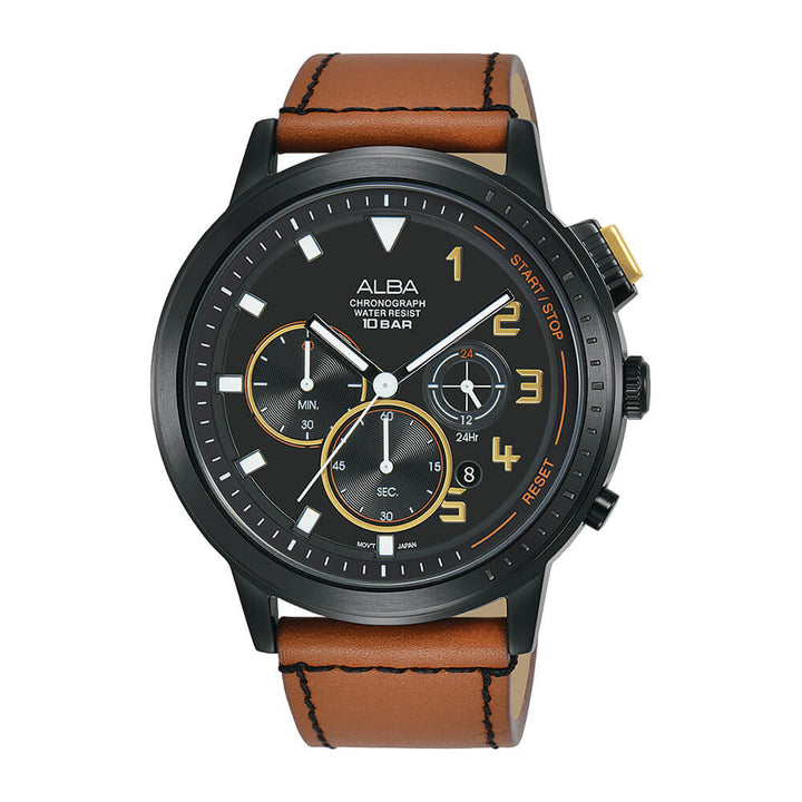 Alba Leather Strap AT3F39X1