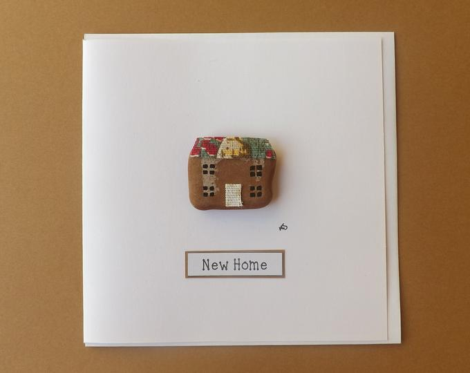 New House Home Greetings Card MTO