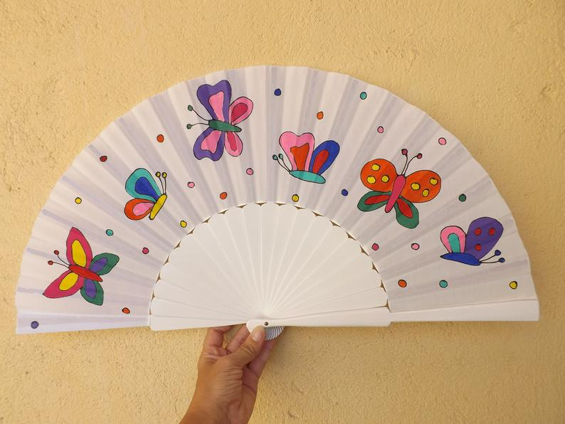 Butterfly Supersize XL Fan