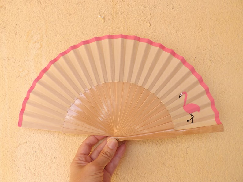 Flamingo Small Fan MTO