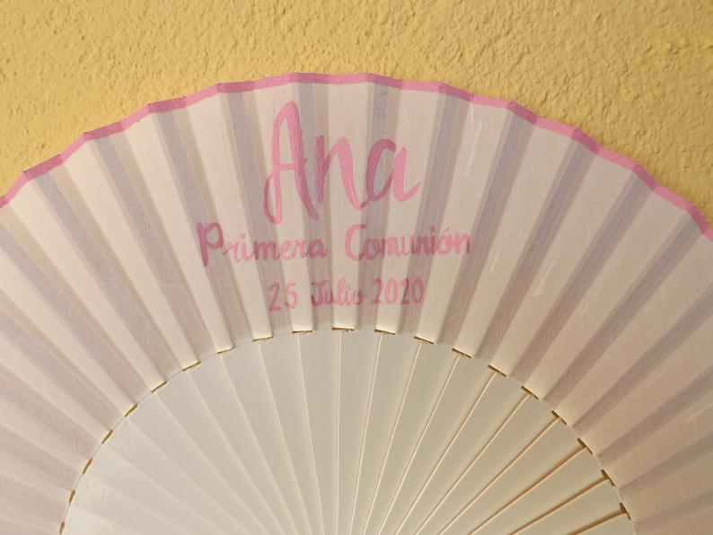 Communion Custom Small Fan MTO