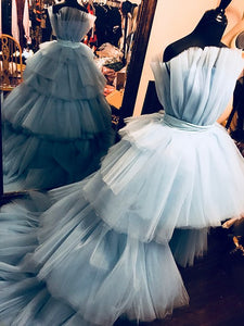 Tulle Couture Dress