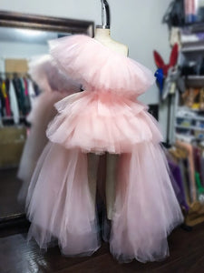 Tulle Stap Top