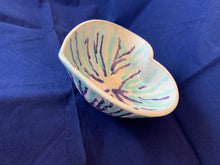 Load image into Gallery viewer, Heart Bowl in Blues