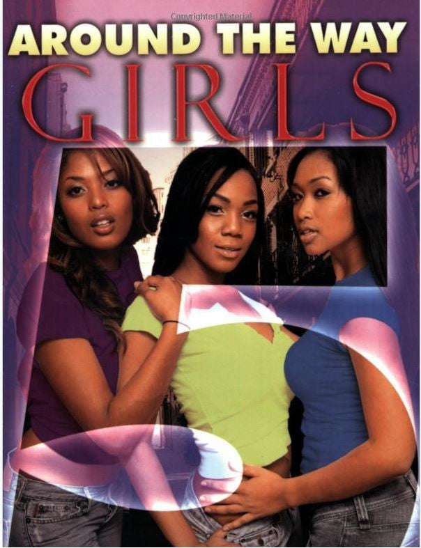 Books - Around The Way Girls 5 by LaJill Hunt, Dwayne Joseph, and Angel Hunter trade paperback