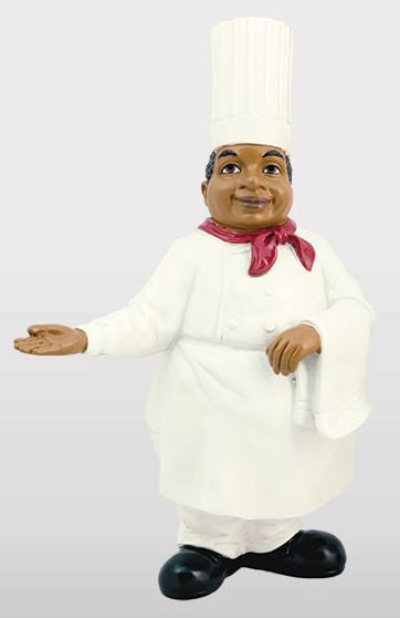 Chef the Host - kitchen figurine
