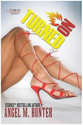 Books - Turned On by Angel M Hunter - trade paperback