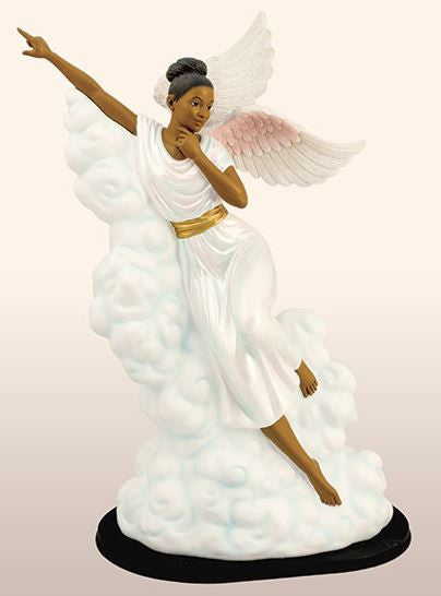 Heavenly Visions - Pointing the Way - figurine