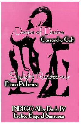 Books - Dance of Desire, Skylight Rendezvous book 4 by Colt and Richeaux - trade paperback
