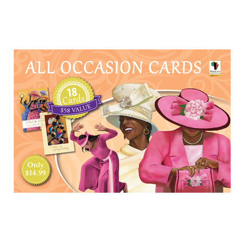 All Occasion Assorted Cards - AOAB-700