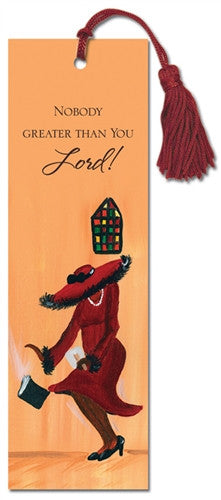 Feel The Spirit - bookmark