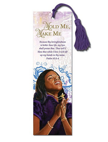 Mold Me Make Me II - bookmark