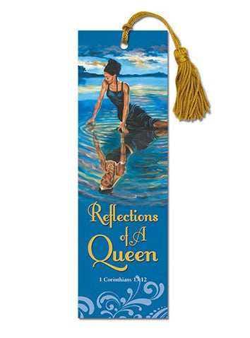 Reflections of a Queen - bookmark