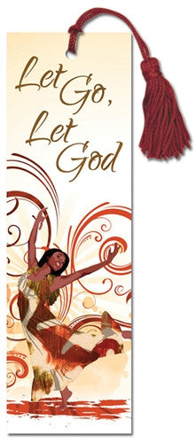 Let Go Let God - bookmark