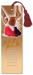 Mold Me Make Me - bookmark
