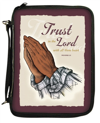 Trust in the Lord - bible cover