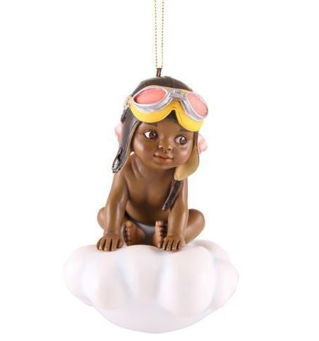 Adorable Girl - Blackshear ornament
