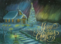 Traditional Christmas Cards - AAE-C950