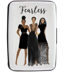 Fearless - business card holder