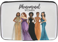 Phenomenal Women - business card holder