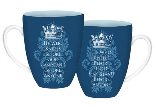 He Who Kneels - decorative mug - AAE-CHMUG-18