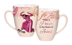 Power in the Name of Jesus - mug - AAE-CHMUG-23