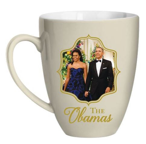 The Obama's black-tie dinner II mug - AAE-CHMUG-31