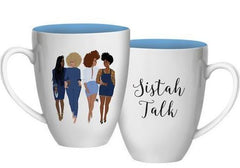 Sistah Talk - decorative mug - AAE-CHMUG-34